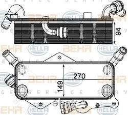 Automatic Transmission Gearbox Oil Cooler AudiA6, A7 4G0317021AG