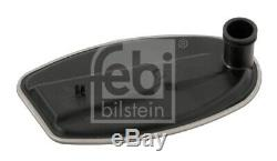 Febi, 100254, Auto Transmission Oil Filter Set with Conductor Plate, Mercedes Benz