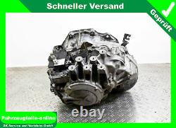 Gearbox AF40 Automatic Gearbox 6 Speed Active Select Opel Meriva B 1.4 103Kw