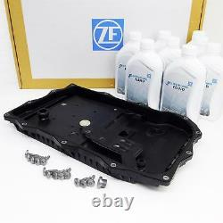 Original Zf Oil Sump Automatic Gearbox Servicepaket For Land Rover IV Sport 8P70