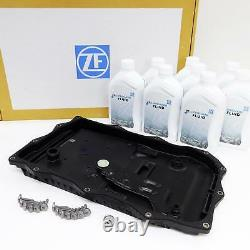 Original Zf Service Package Oil Sump Automatic For BMW F01 F10 F30 Active Hybrid