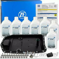 Zf Oil Change Kit Gearbox Oil Pan 7l Oil Bmw 6hp19 6hp21 Automatic Gearbox